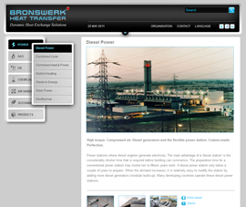 Bronswerk Website