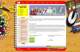 De Takkenbosse - Website