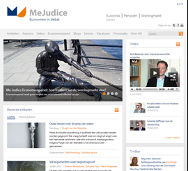 MeJudice - Website